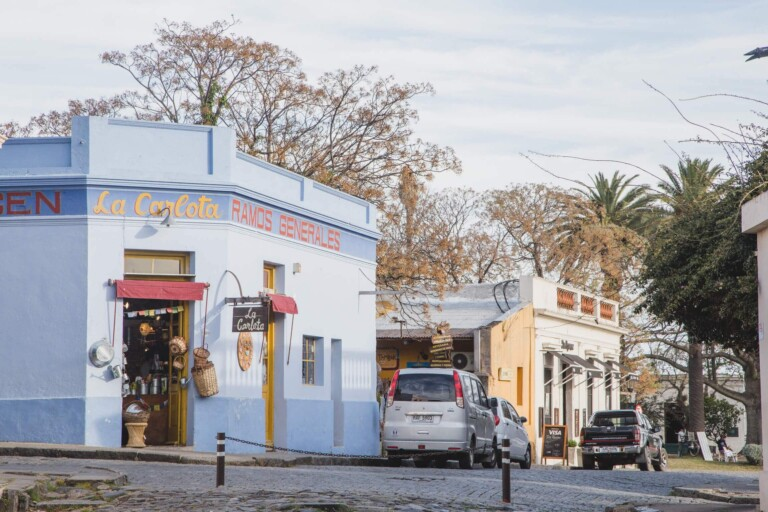 How to Day Trip to Colonia del Sacramento from Buenos Aires