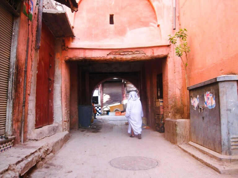 My Travel Mistakes: That Time I took a Taxi to Marrakesh