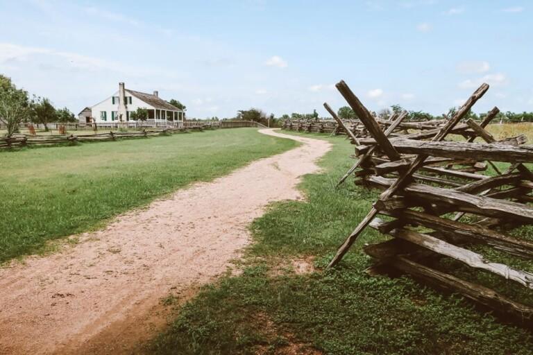 5 Historic Sites near Brenham: Where Texas Became Texas
